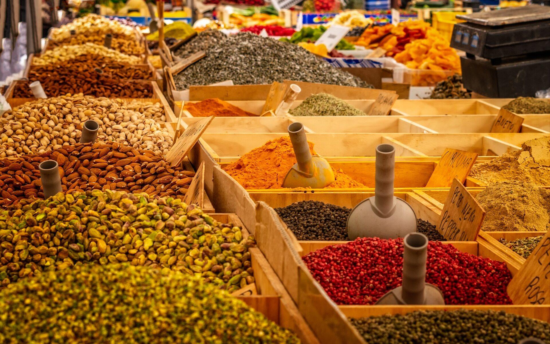Mercado de Produtos Naturais